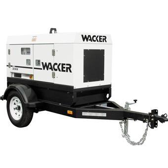 Mobile-Generator-G-25-M Wagner