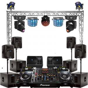 audio equipment photo